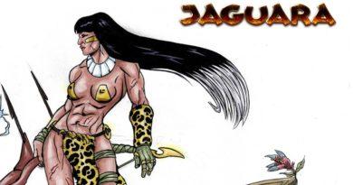 Personagens Brasileiros   Jaguara
