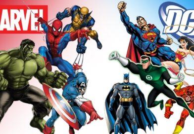 5 atores que fizeram filmes da Marvel e DC