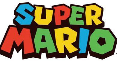 Super Mario Brothers, o desenho do Super Mario