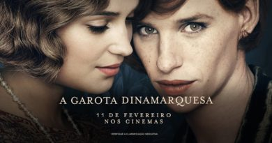 Euro-Cine | A Garota Dinamarquesa